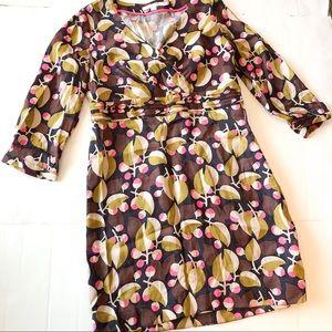 Boden fruit print dress